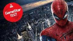 The Amazing Spider-Man 2 teszt - az megvan, hogy Peter Parker a Pókember? kép