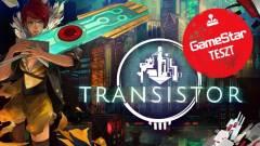 Transistor teszt - van élet a Bastion után? kép