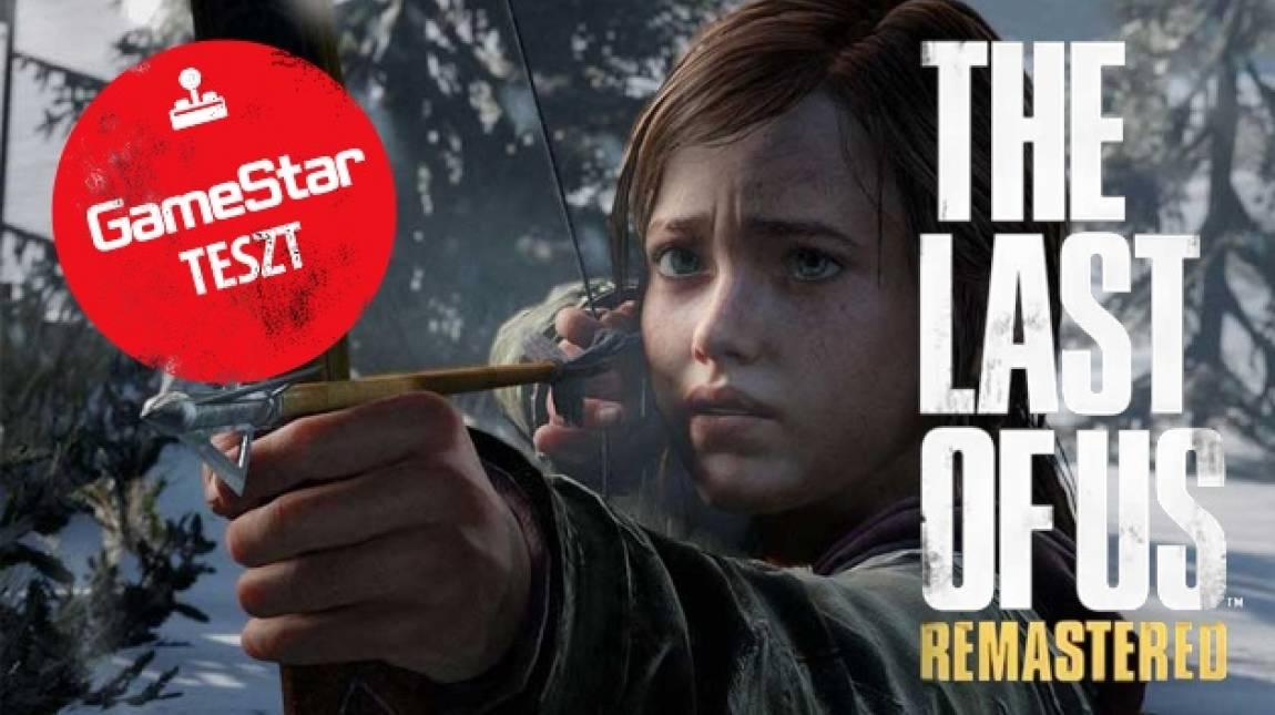 The Last of Us Remastered teszt - ami egyszer bejött... bevezetőkép