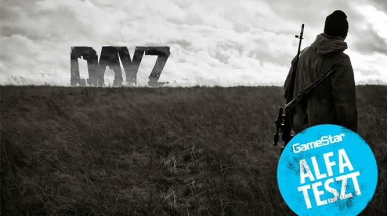 DayZ alfateszt - lesz a világvégének vége? bevezetőkép