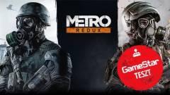 Metro Redux teszt - így kell újra kiadni egy játékot kép