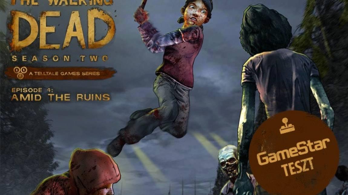The Walking Dead Season 2: Amid the Ruins teszt - életünk romjain, felemás mosollyal bevezetőkép