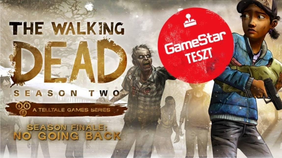 The Walking Dead Season 2: No Going Back teszt - a borzalmas vég bevezetőkép