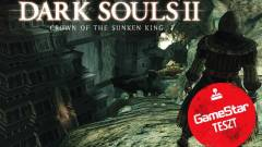 Dark Souls II: Crown of the Sunken King teszt - a koronával nem viccelünk kép