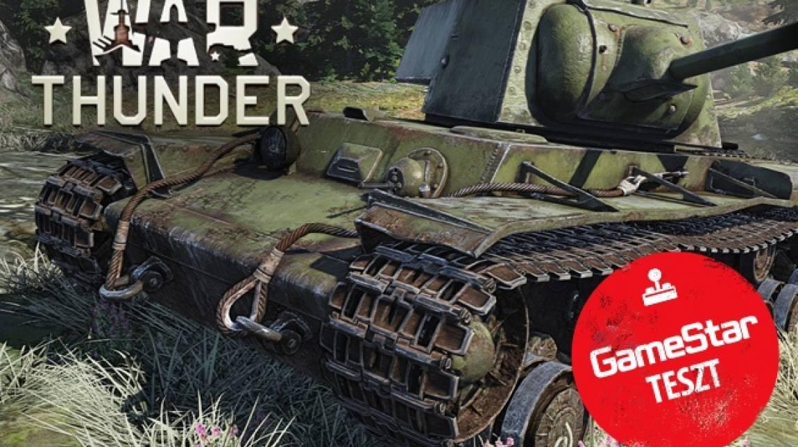 War Thunder: Ground Forces teszt - és te kinél tankolsz? bevezetőkép