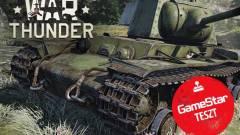 War Thunder: Ground Forces teszt - és te kinél tankolsz? kép