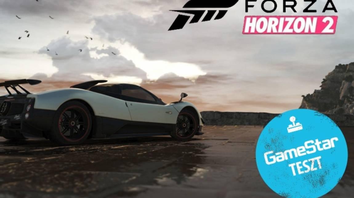Forza Horizon 2 teszt - szabadon, Európában bevezetőkép