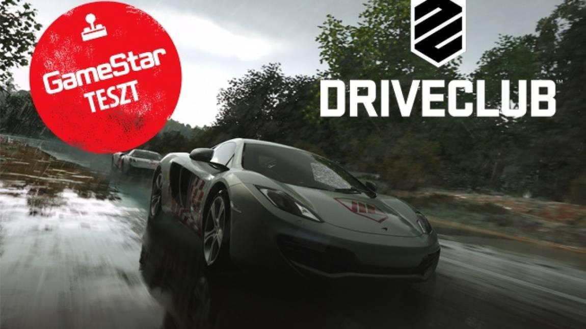 DriveClub teszt - üdv a klubban, már ha be tudsz jönni bevezetőkép