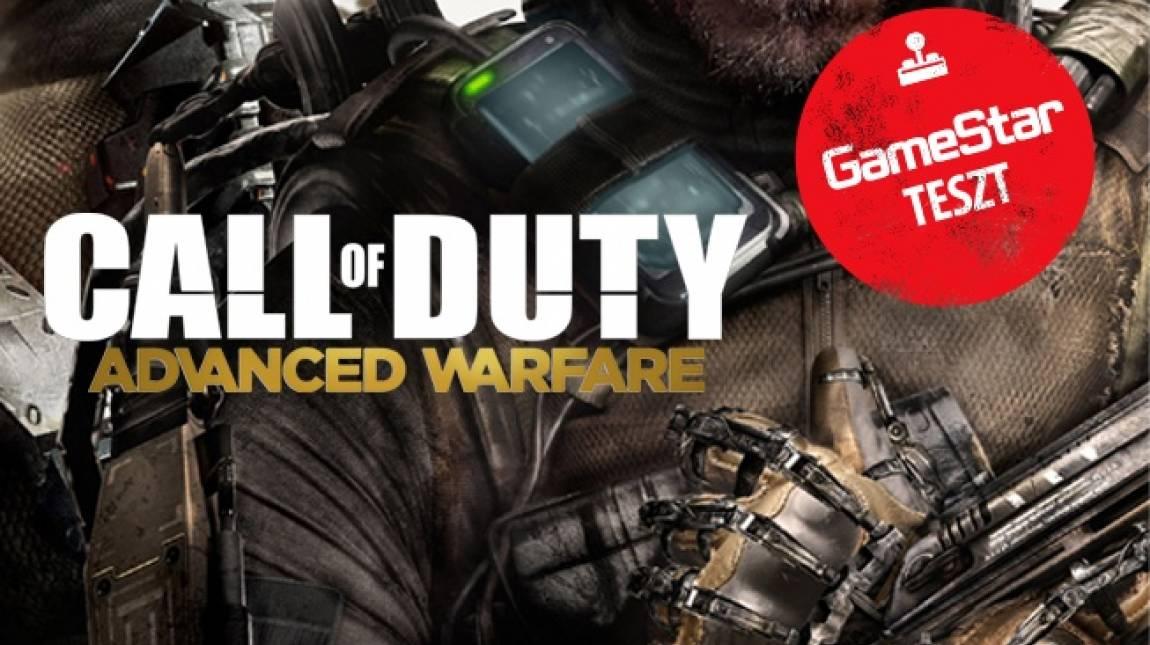 Call of Duty: Advanced Warfare teszt - nem minden az erő bevezetőkép