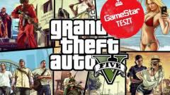 Grand Theft Auto V PS4/Xbox One teszt - bűnözés bűnözők szemével kép