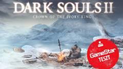 Dark Souls II: Crown of the Ivory King teszt - megvan az utolsó korona kép