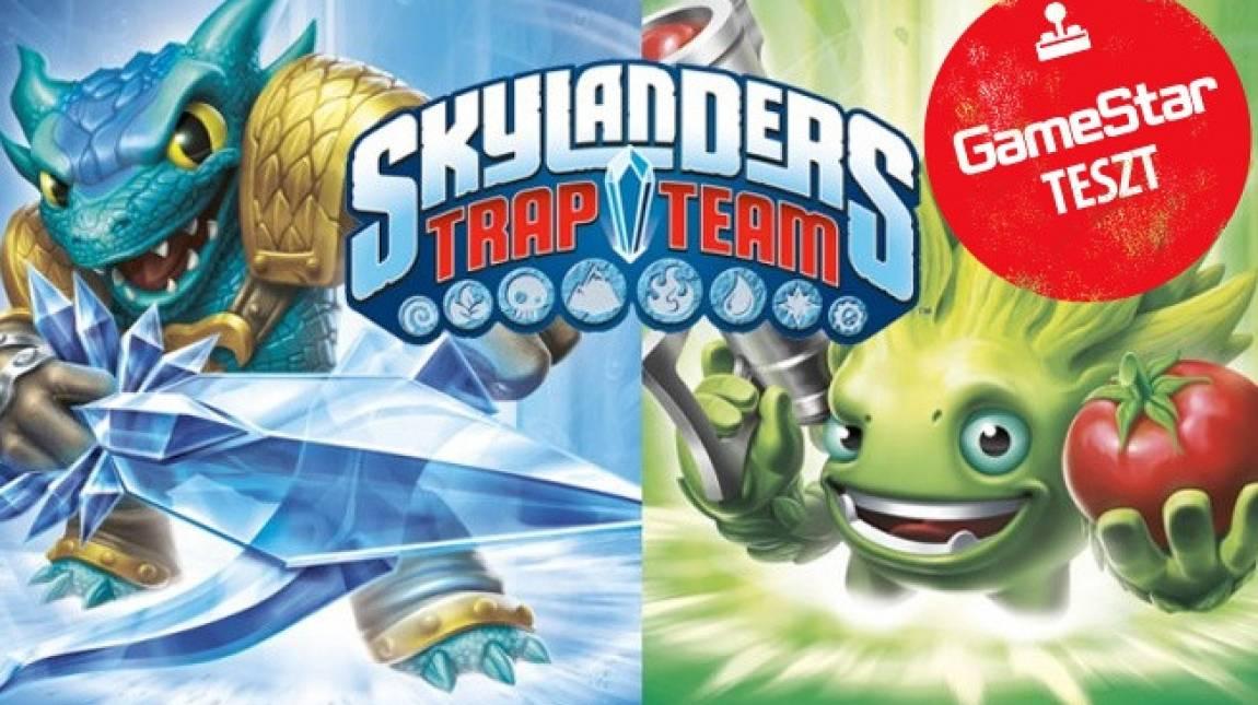 Skylanders: Trap Team teszt - csapda a legjavából bevezetőkép