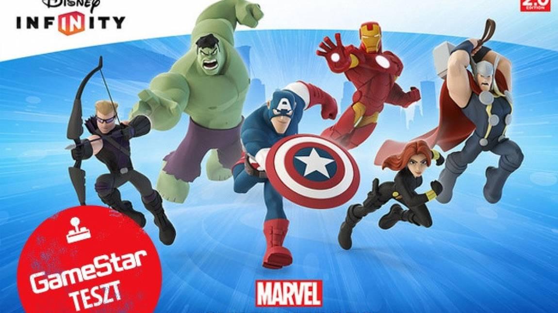 Disney Infinity 2.0: Marvel Super Heroes teszt - Pókember a Bosszúállók között bevezetőkép