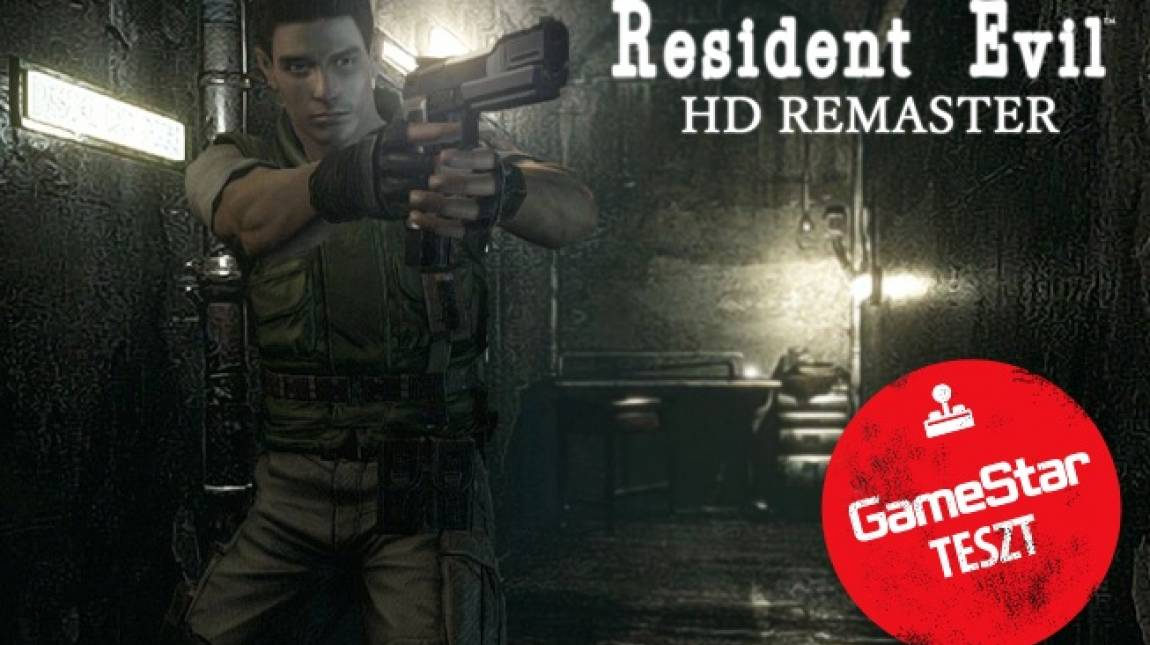 Resident Evil HD Remaster teszt - ajtót nyitottunk a múltra bevezetőkép