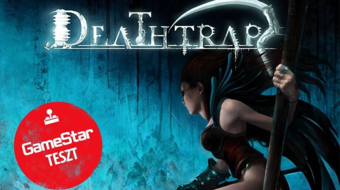 Deathtrap teszt - volt Helsing, nincs Helsing bevezetőkép