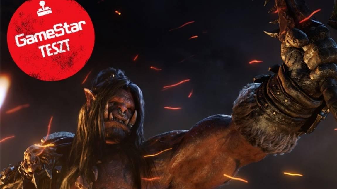 World of Warcraft: Warlords of Draenor teszt - csak egy jó csapat kell bevezetőkép