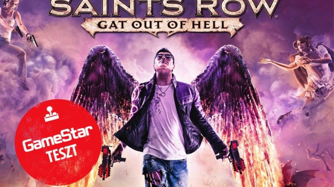 Saints Row: Gat out of Hell teszt - szentek a pokolban bevezetőkép