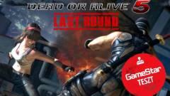 Dead or Alive 5 Last Round teszt - és most csak a lányok! kép