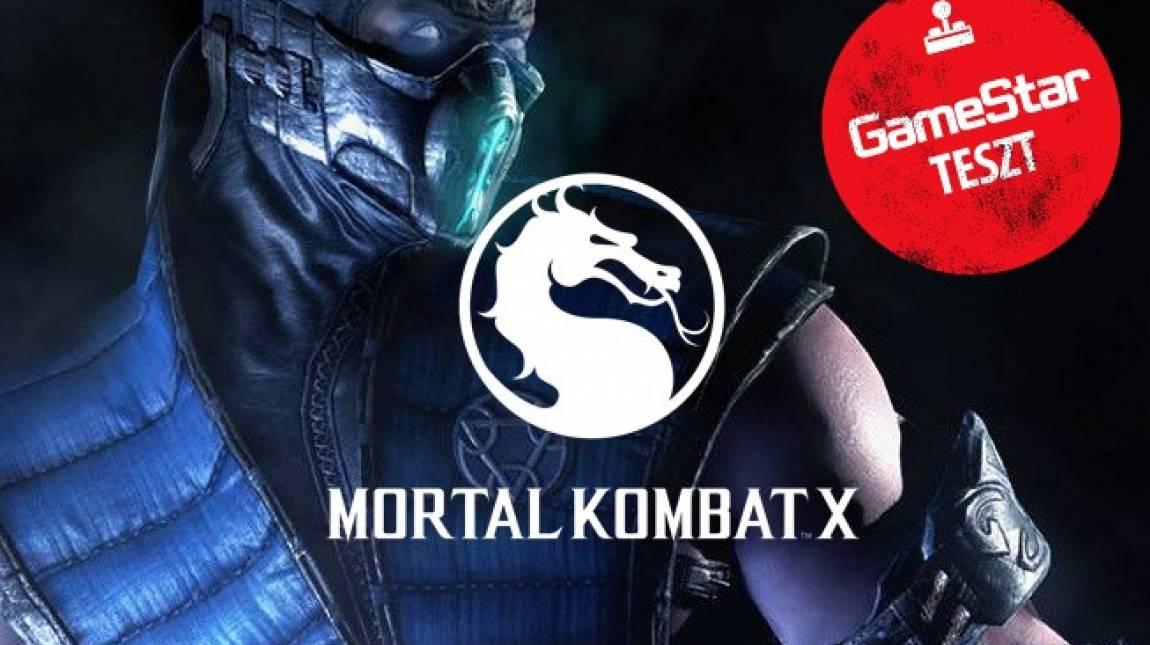 Mortal Kombat X teszt - új harcosok klubja bevezetőkép