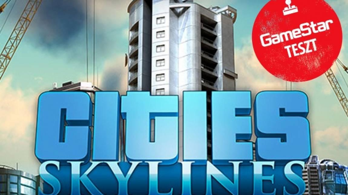 Cities: Skylines teszt - ó, város, én városom! bevezetőkép