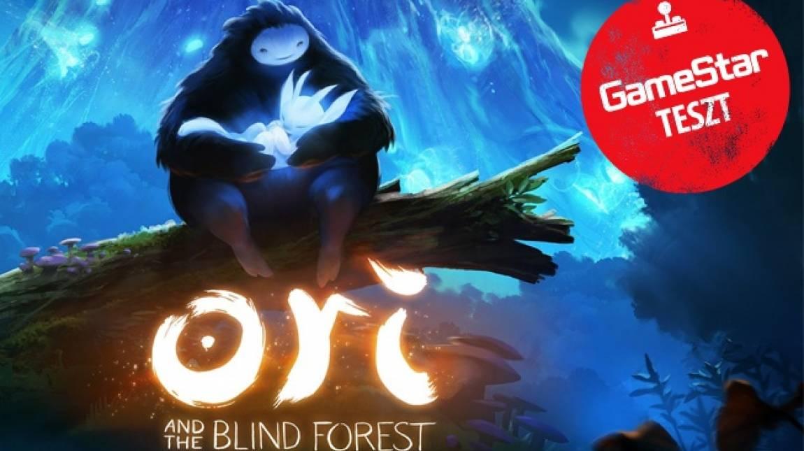 Ori and the Blind Forest teszt - gyönyörű erdőben jártam bevezetőkép