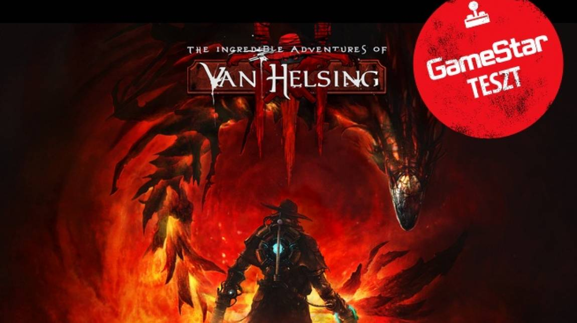The Incredible Adventures of Van Helsing III teszt - vége van, Helsing bevezetőkép