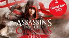Assassin's Creed Chronicles: China teszt - made in china kép