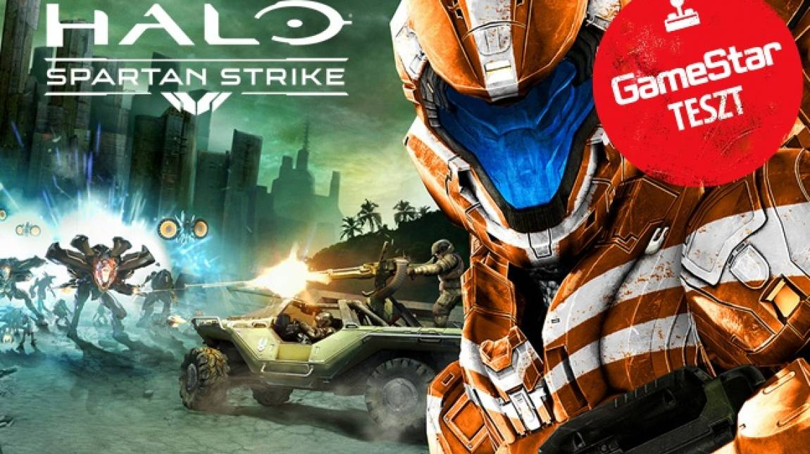 Halo: Spartan Strike teszt - halló, Master Chieffel beszélek?  bevezetőkép