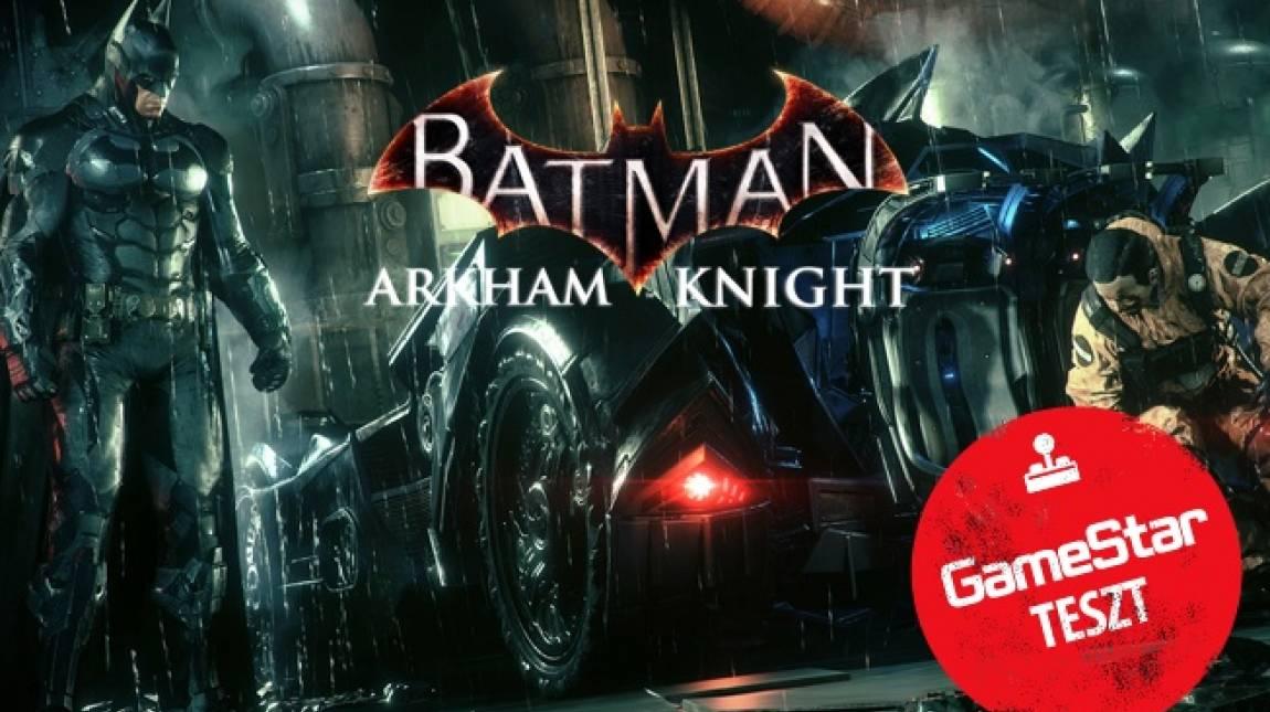 Batman: Arkham Knight teszt - Batman búcsúzik bevezetőkép