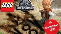 LEGO Jurassic World teszt - kockaszaurusz kép