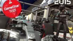 F1 2015 teszt - elmért kör kép
