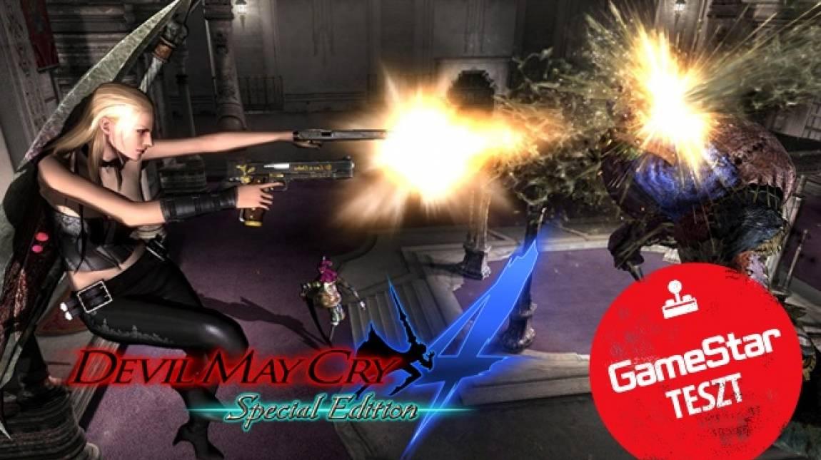 Devil May Cry 4 Special Edition teszt - az ördög megint nem alszik bevezetőkép
