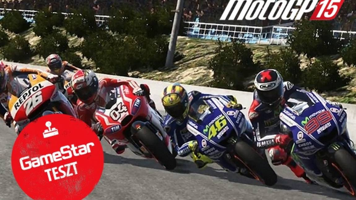 MotoGP 15 teszt - túl szűken vette a kanyart bevezetőkép