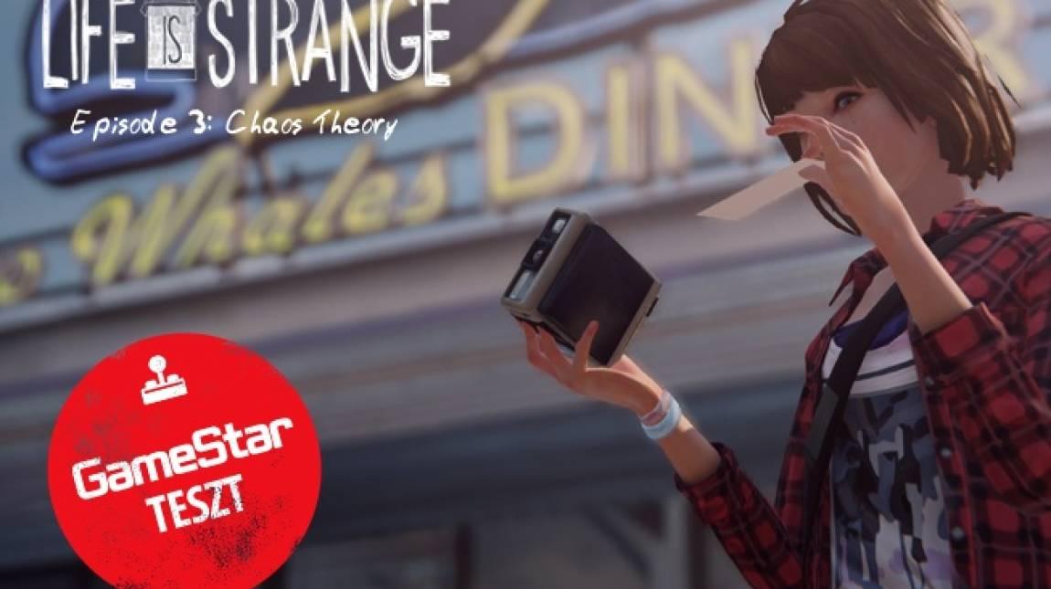 Life is Strange Episode 3: Chaos Theory teszt - az élet megy tovább bevezetőkép