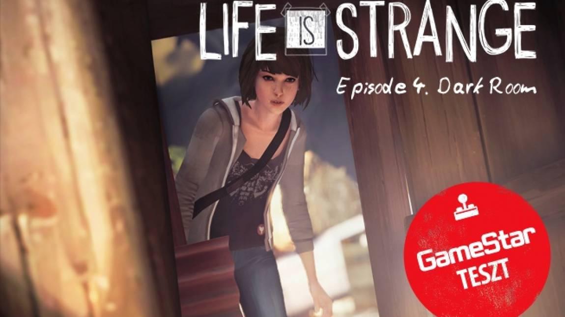 Life is Strange Episode 4: Dark Room teszt - közel a vég bevezetőkép