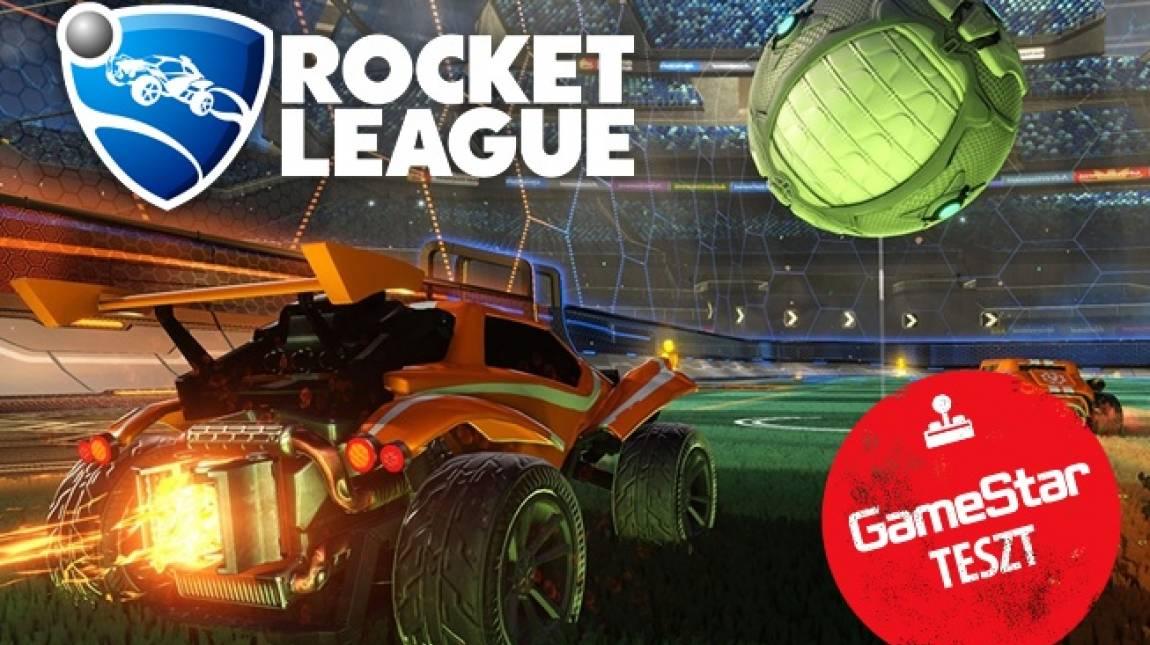 Rocket League teszt - a foci nem is érdekes többé bevezetőkép