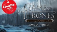 Game of Thrones: Sons of Winter teszt - az ördög a részletekben lakozik kép