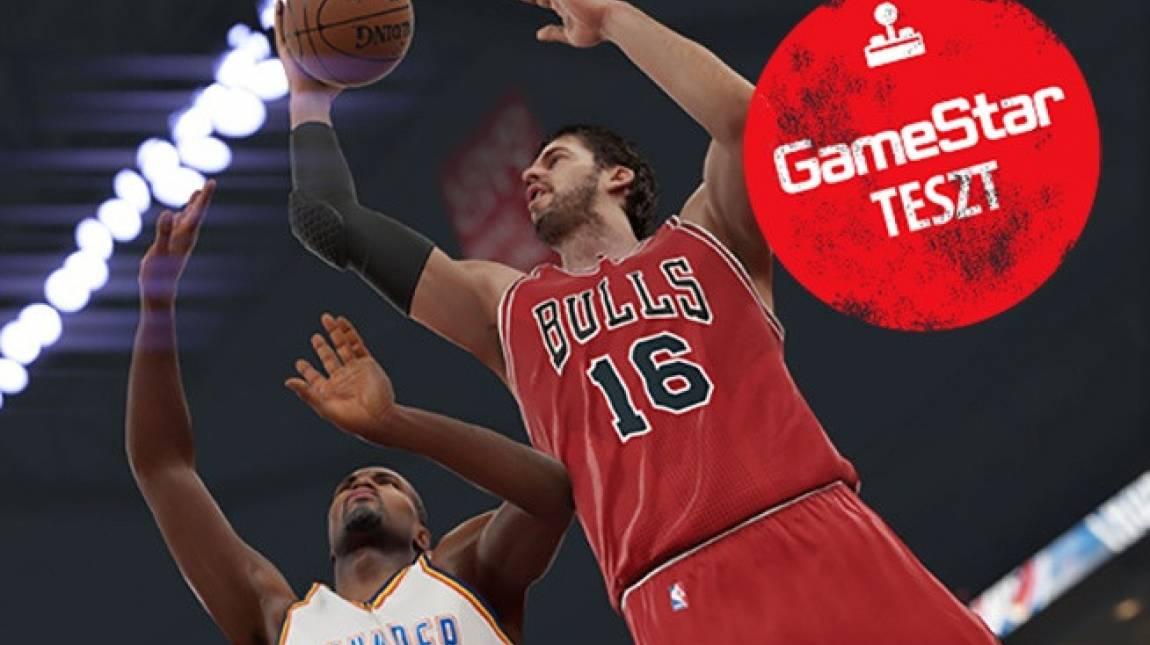 NBA 2K16 teszt - megint betalált bevezetőkép