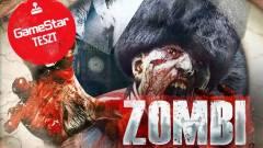 Zombi teszt - már a horror sem a régi kép