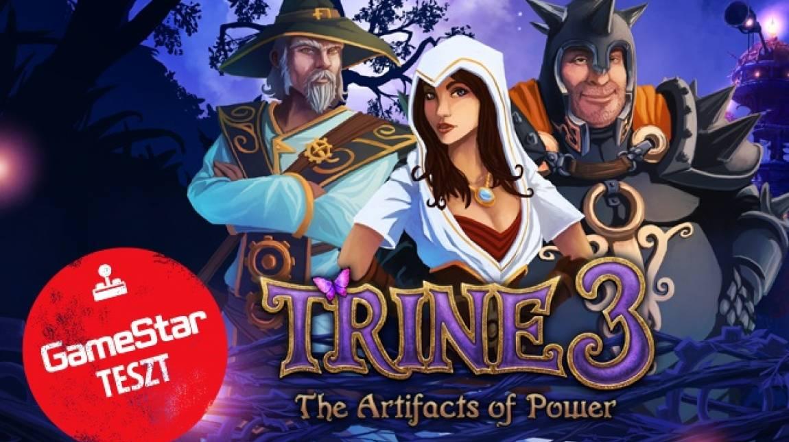 Trine 3: The Artifacts of Power teszt - sokat akar a szarka... bevezetőkép