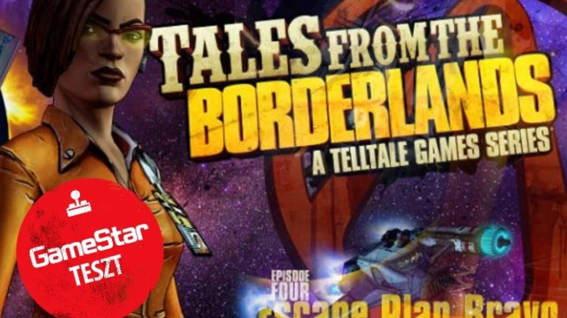 Tales from the Borderlands: Escape Plan Bravo teszt - a vihar előtti csend bevezetőkép