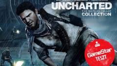 Uncharted: The Nathan Drake Collection teszt - így kell valamit újrakeverni! kép