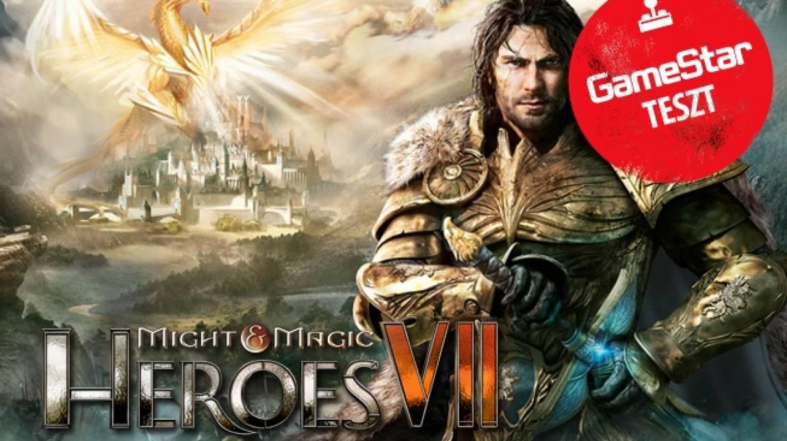Might & Magic: Heroes VII teszt - elmaradt a varázslat bevezetőkép