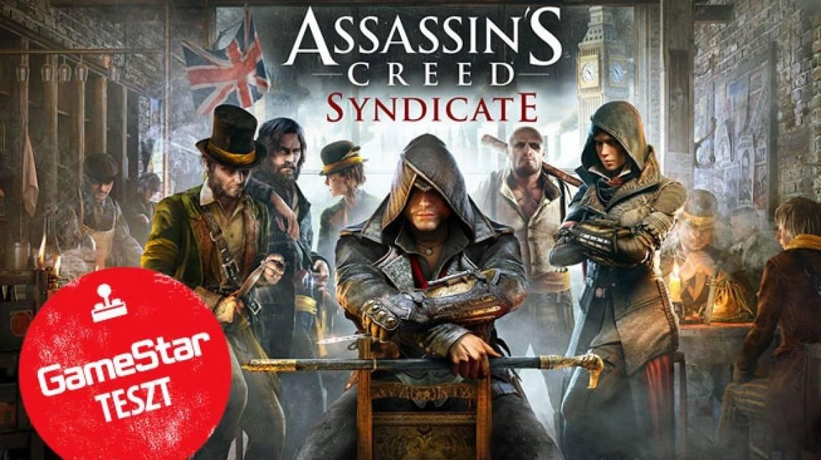 Assassin's Creed Syndicate teszt - fény az alagút végén bevezetőkép