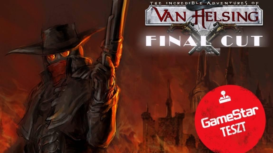 The Incredible Adventures of Van Helsing: Final Cut teszt - több mint ötven óra Borgoviában bevezetőkép