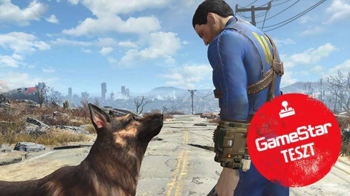 Fallout 4 teszt - Skyrim az atomháború után bevezetőkép