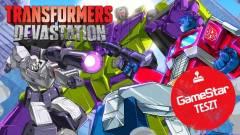 Transformers: Devastation teszt - ez egy másik forma kép