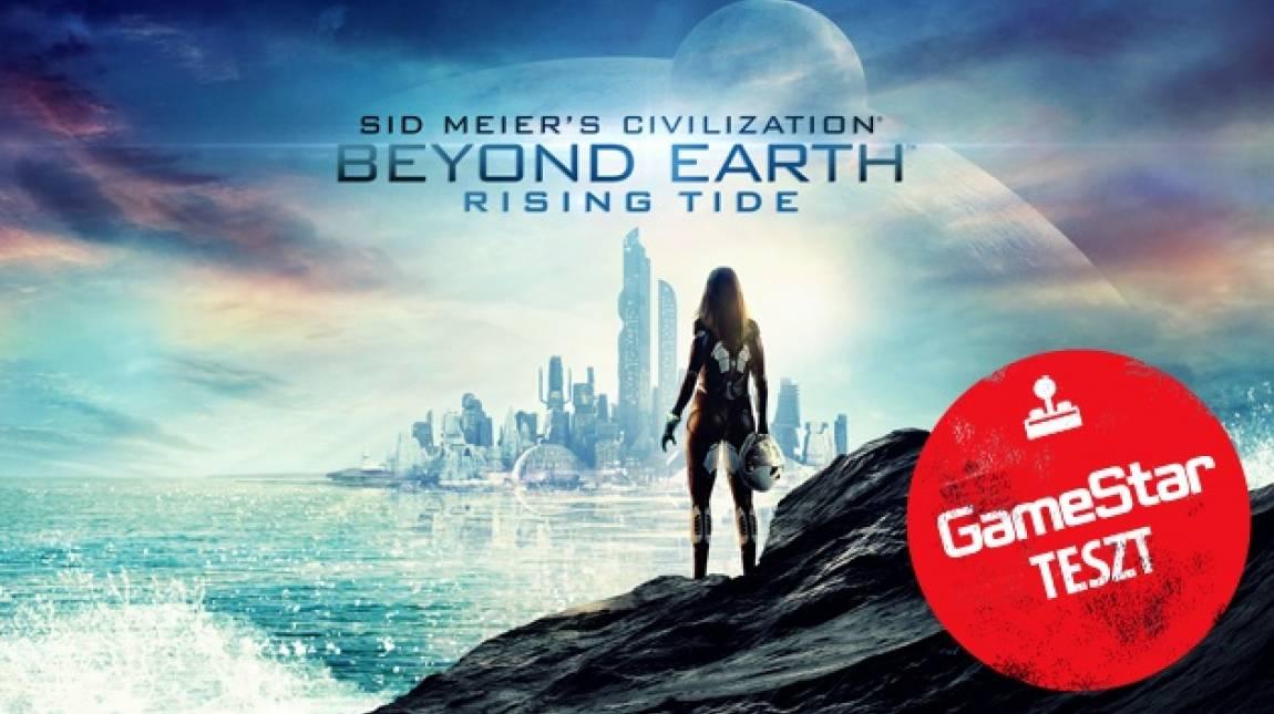 Civilization: Beyond Earth - Rising Tide teszt - a víznek árja bevezetőkép
