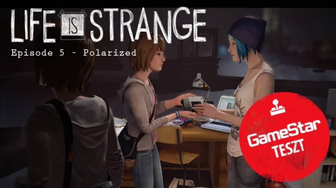Life is Strange Episode 5: Polarized teszt - mindennek vége bevezetőkép