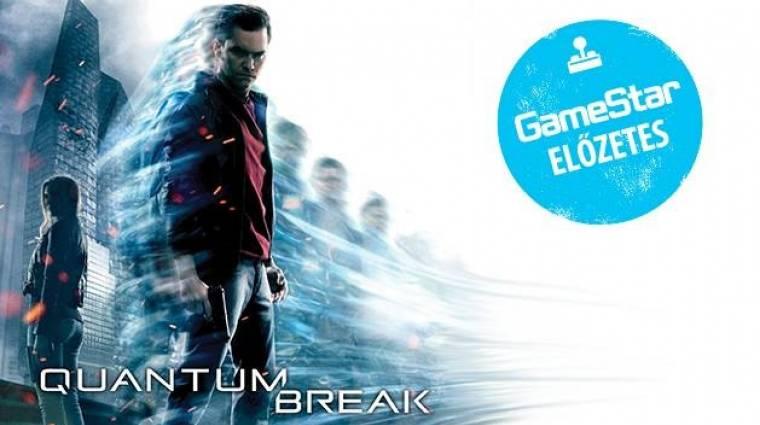 Quantum Break előzetes - élet az Alan Wake után bevezetőkép